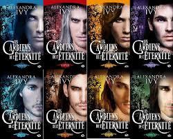 Les gardiens de l'éternité d'Alexandra IVY # Dante