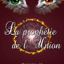 Le recueil#1 de La prophétie de l'Union est en ligne.